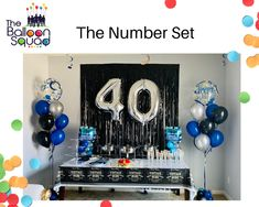 """Our number set is just the perfect size to fit in the back of your vehicle for curbside pickup. And a great way to get the party started. Remember it's not a party until the squad arrives, """"The Balloon Squad that is"""".  Give us a call and get ballooned by the squad today!#theballoonsquad #balloonkingandqueen #balloonking #balloonqueen #columbiaballoons #columbiaballoondelivery  #bubbleballoon #balloonarch #balloonartist #confettiballoons #balloons🎈 #balloondecoration #birthdayballoons #balloonco Balloon Bouquet Delivery, Balloon Delivery, Bubble Balloons, Confetti Balloons, Balloon Arch, The Balloon, Number Sets, Get The Party Started, Birthday Balloons"""