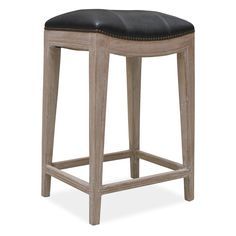 South Cone Manchester 26 in. Counter Stool | from hayneedle.com caramel finish