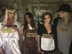 40+ Awesome DIY Group Halloween Costumes for your girl's squad ~ Fashion & Design