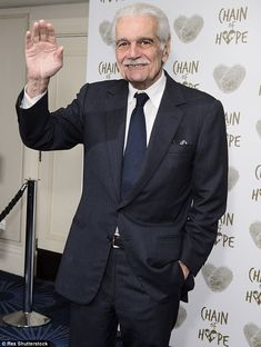 Cinema legend: Omar Sharif, famous for his roles in Doctor Zhivago and Lawrence of Arabia, died on Friday after suffering a heart attack aged 83
