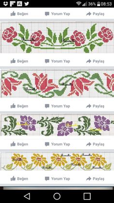 Set of 9 cross-stitch snowflakes pattern, Scandinavian style& Cross Stitch Pillow, Cross Stitch Letters, Cross Stitch Needles, Cross Stitch Borders, Cross Stitch Rose, Cross Stitch Flowers, Cross Stitch Designs, Cross Stitching, Cross Stitch Embroidery