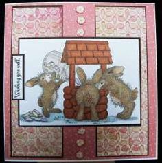 """""""Get Well"""" by sue cooper on House-Mouse Designs®"""