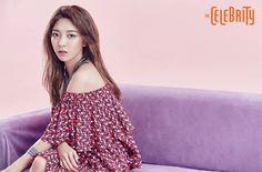 Luna South Korean Girls, Korean Girl Groups, Bohemian, Kpop, Park, Style, Fashion, Swag, Moda