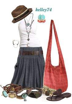 """""""Boho Chic"""" by kelley74 on Polyvore"""