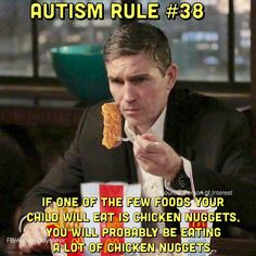 "This is part 4 in the ""Autism Rules"" series highlighting some common aspects of parenting. The term ""rule"" is used very loosely but hopefully you relate to a few of th…"