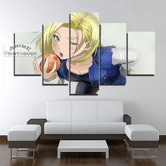 Dragon Ball Son Goku Vegeta Android18 Tapestry Art Wall Hanging Cover Home Decor