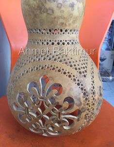 Lamb Craft, Driftwood Furniture, Gourd Lamp, Coconut Shell, Gourds, Lamp Light, Jewelry Crafts, Art Gallery, Pyrography Patterns