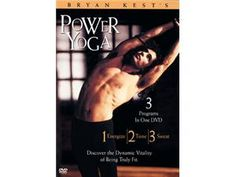 Feel the power. Be the power! Unlock the strengthening, slimming, detoxifying and re-energizing of Power Yoga. Bryan Kest leads you in a vigorous workout based on the robust Ashtanga style of Yoga.Three programs on one DVD: Energize, Tone, Sweat Bryan Kest, Yoga Supplies, Advanced Yoga, Knowledge And Wisdom, Ashtanga Yoga, Yoga Videos, Best Yoga, Yoga Fitness, Fitness Fun