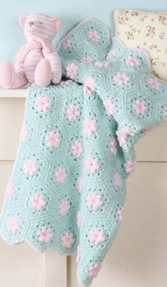 Big Book of Baby Afghans, The | LeisureArts.com $9.99