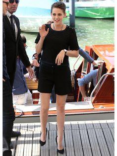 クリステン・スチュワート (Kristen Stewart),ヴェネチア国際映画祭2015