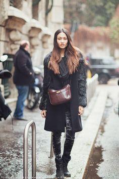 Yulia S  ( Fur Real Faux Coats & Scarves )