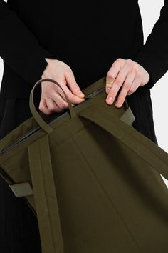 Atom Backpack Army Green (Pre-order)
