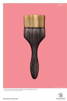 Peugeot: Brush