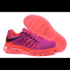 Nike Air Max 90 Premium, Damen Laufschuhe, Pink (Fireberry