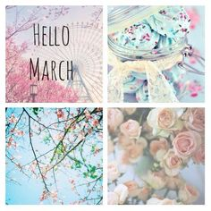 Hello #March - www.vanmariel.nl