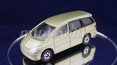 TOMICA 099E TOYOTA ESTIMA PREVIA MK2 | 1/65 | 99E-1 | METAL BADGE | 2000 CHINA Toyota, China, Old Models, Diecast, Nissan, Badge, Auction, Vans, Trucks