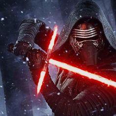 Star Wars VII - The Force Awakens / Kylo Ren