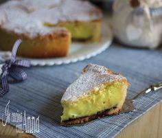 Crostata crema pasticcera e nutella