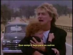 Rod Stewart - Forever Young - Legendado