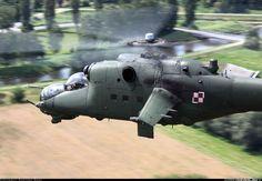 Mil Mi-24D aircraft picture