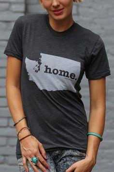 The Home. T - Washington Home T, $28.00