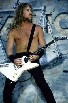 #James Hetfield