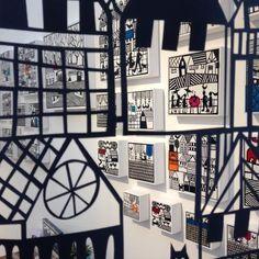Exhibition www.carolinerees.co.uk