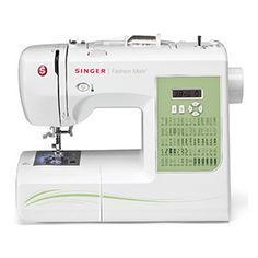 Sewing Machines Best Singer Fashion Mate 70 Stitch Computerized Sewing Machine w/ Automatic Threader - Sewing Machines Best, Sewing Machine Reviews, Pillow Lounger, Sewing Crafts, Sewing Projects, Sewing Ideas, Sewing Tips, Sewing Patterns, Learn Sewing