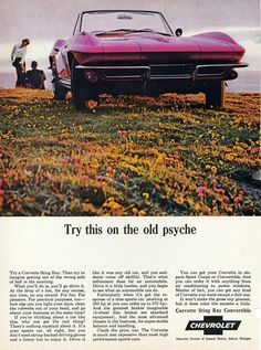 1965 Chevrolet Corvette Sting Ray Convertible | Flickr - Photo Sharing!