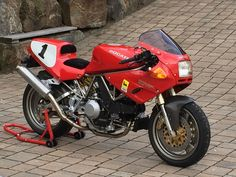 Ducati 900 Superlight MK II