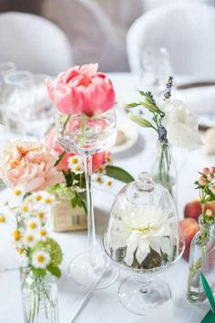 Mother's Day table setting ideas