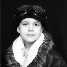 Quando Emma, filha da fotógrafa Jamie Moore, completou 5 anos, ela tentou encontrar uma forma de registrar o aniversário de uma forma criativa e especial.