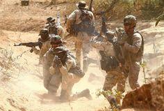 Misión en Mali.  Ejército español.