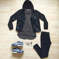 Outfit grid - Street ready