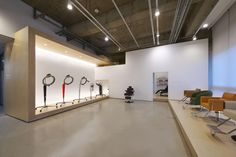 TAKARA BELMONT SHOWROOM / ATELIER KUU CO.,LTD / SEOUL, SOUTH KOREA