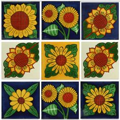 Our sunflower collection for your home or garden accent.