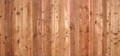 Unfinished cedar boards closeup