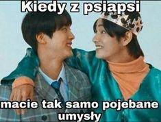 Funny Lyrics, Funny Mems, Full House, Wtf Funny, Creepypasta, Bts Memes, Taehyung, Haha, K Pop