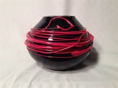 Hand Blown Glass Bowls - Bing images