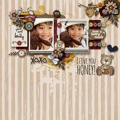 I+Love+You+Honey+Love - Scrapbook.com