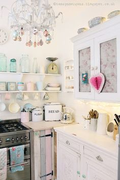 The Villa on Mount Pleasant: Corners of my Kitchen