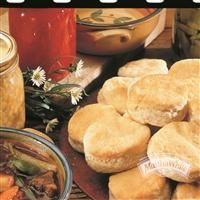 Corn Meal Supper Biscuits from Martha White®