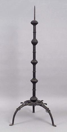 Candlestick XVth c. Met