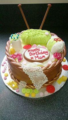 Cake for Sues mum