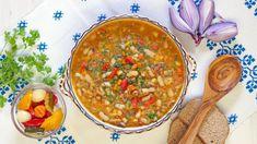 Iahnie de fasole Romanian Food, Chana Masala, The Creator, Ethnic Recipes, Essen