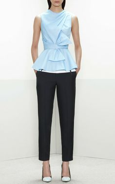 Prabal Gurung Pre-Fall 2014 Trunkshow Look 4 on Moda Operandi