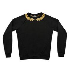 Shopping streetwear: bluza laurel sweat, Thunder Blond,cena 349 zł