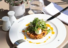 Small Boutique Hotels, Vienna Hotel, Risotto, Lunch, Ethnic Recipes, Food, Eat Lunch, Essen, Lunches