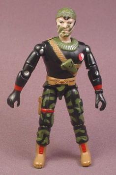 "G.I. Joe The Corps John Eagle Action Figure, 3 3/4 "" tall, 1996 Lanard, GI Joe, Yellow Card Series"