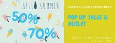 Mamolina kinderkleding pop-up sale & outlet  -- Genk -- 07/07-09/07